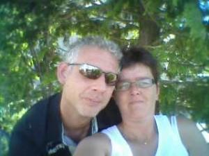 Agnes en Robert